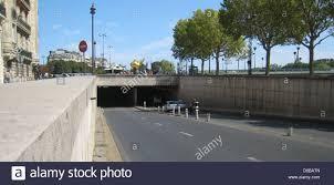 the enntrance to the pont de l u0027alma tunnel where princess diana