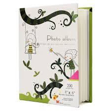 Pocket Photo Album Aliexpress Com Buy New Cute 200 Page Photo Storage Case Photo
