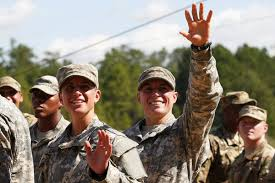 first female soldiers graduate elite army ranger school graduation day army s first female rangers earn their tabs