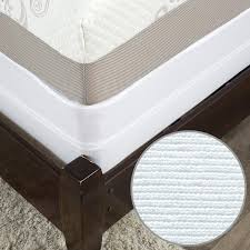 bed bug mattress and box spring encasements protect a bed box spring plus extra durable bed bug proof box