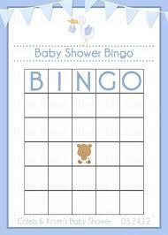 baby shower gift bingo 100 baby shower bingo card 43 best baby shower bingo images