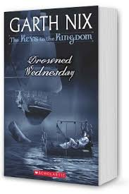 drowned wednesday book 3 the to the kingdom series