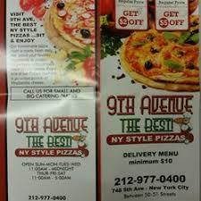 Green Kitchen Restaurant New York Ny - 1 dollar pizza 14 reviews pizza 748 9th ave hell u0027s kitchen