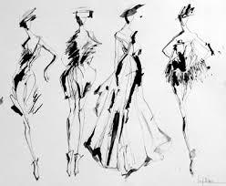 fashion design sketch image 2126672 by maria d on favim com