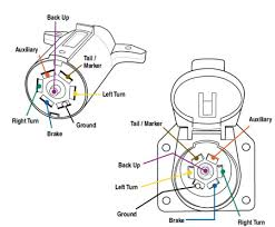 100 7 way trailer wiring diagram with brakes wiring