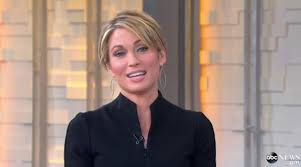 short hairstyles for women prior to chemo amy robach debuts short haircut on good morning america ny