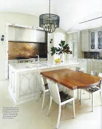 kitchen islands atlanta t shaped island marble trimmed via atlanta homes kitchens