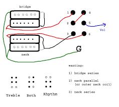 3 wire humbucker wiring diagram 3 free wiring diagrams