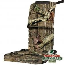 summit treestands universal seat mossy oak camo