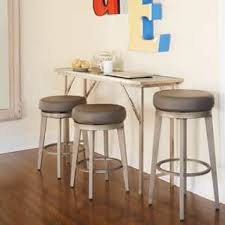 Grey Leather Bar Stool Grey Bar U0026 Counter Stools For Less Overstock Com
