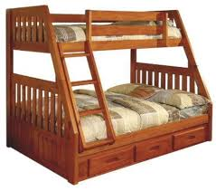 Hardwood Bunk Bed Solid Wood Bunk Bed Ebay