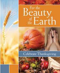 for the of the earth thanksgiving service product goods