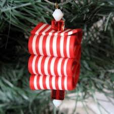 ribbon candy where to buy 24 best chic ribbon christmas ornaments craft images on