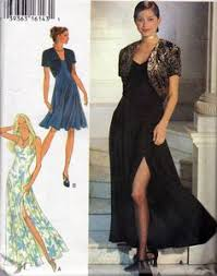 misses clothing simplicity 1606 misses fit dress pattern circular skirt