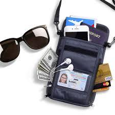 Kansas where can i travel without a passport images Kcasa kc pb16 travel passport holder rfid blocking storage bag jpg