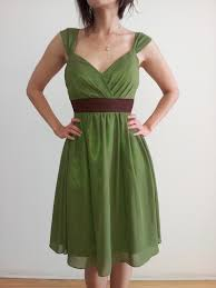 moss green bridesmaid dresses vintage style moss clover green dress once wed