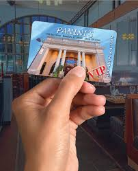 dining gift cards dining gift cards panini s on the waterfront restaurant