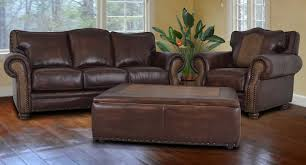 Chairs With Ottomans For Living Room Kennedy Sofa U2039 U2039 The Leather Sofa Company