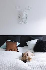 Schlafzimmer Bett M El Martin Schlafzimmer Mit Ikea Kare Und Frenchie Tirolblog