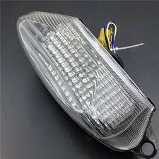 aftermarket motorcycle parts led tail light turn signal for honda