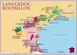 map of perpignan region wine region languedoc roussillon briscoe bites