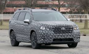 thoughts on the legacy grill subaru outback subaru outback forums 2018 subaru ascent three row crossover spy photos u2013 news u2013 car and