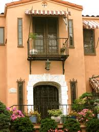 spanish style homes thrifty nifty things spanish style homes