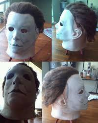Michael Myers Mask Custom Michael Myers Mask By Viperdragon2 On Deviantart