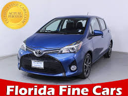 50 Best Used Toyota Yaris For Sale Savings From 3 409