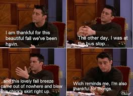 Friends Show Meme - friends tv show memes friends memes thankful for thongs