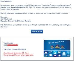 best travel cards images Update best western rewards 25 100 travel cards arriving png