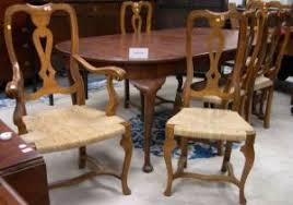 Cherry Dining Room Furniture Search All Lots Skinner Auctioneers