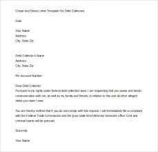 general letter format cease and desist letter template 16 free sample example format