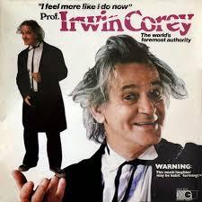 Kensington Strangler by Professor Irwin Corey Comedy Class 102 The Scott Rollins Film