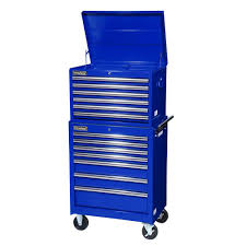 stanley 10 drawer rolling tool cabinet international tech series 27 in 13 drawer tool chest and cabinet