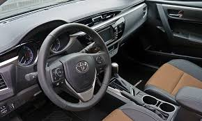 2003 Toyota Corolla Interior 2014 Toyota Corolla Pros And Cons At Truedelta 2014 Toyota