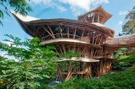 home architecture and design bamboo house architectures tree houses innovation ideas 42 on home