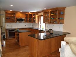 standard height of upper kitchen cabinets