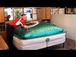 innomax perfection frame free deep fill waterbed assembly