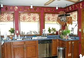 Fancy Kitchen Curtains Pretty Kitchen Curtains Mirak Info