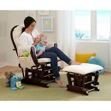Rocking Chair For Nursery Pregnancy Nursery Rockers Gliders Ebay