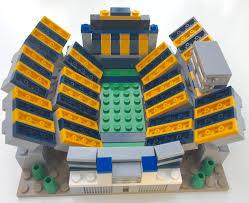 Wvu Home Decor Mini Wvu Mountaineers Milan Puskar Stadium Custom Brick Set