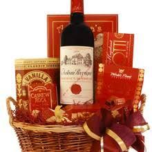 wine gift basket ideas build a basket wine pre designed gift baskets