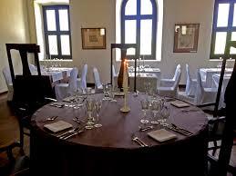 kaunas restaurants fine dining in a monastery