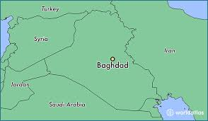 map of bagdad where is baghdad iraq baghdad mayorality of baghdad map