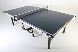 Tiga Ping Pong Table by Stiga Sts 185 Table Tennis Table Walmart Com