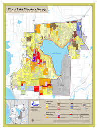 Zoning Map City Maps Lake Stevens Wa Official Website