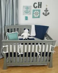 Grey And White Crib Bedding Best 25 Navy Crib Bedding Ideas On Pinterest Navy Baby