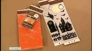 video halloween invitations and cards from craft kits martha