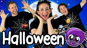 halloween stomp kids halloween song halloween songs for